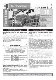 16 11 Reichenbach neu - Stadt Lahr