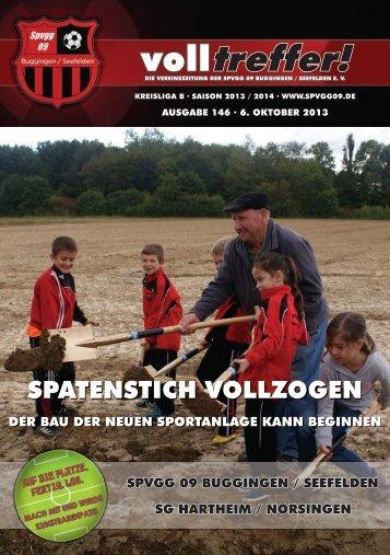 Volltreffer! Ausgabe 146 - spvgg09.de