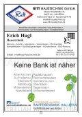 Zeitung vom 15.08.2013 - TSV Au id Hallertau - Seite 6