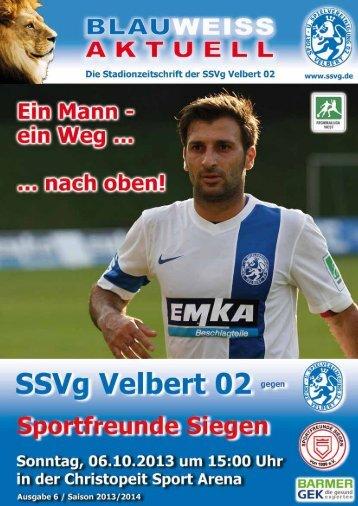 BWA 06 2013 2014 Siegen - SSVg Velbert