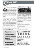 Stadionmagazin öffnen - Hammer Spielvereinigung - Seite 4