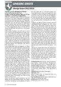 Stadionmagazin öffnen - Hammer Spielvereinigung - Seite 6