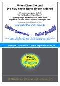 Heft 01___15.09.13 - HSG Rhein-Nahe Bingen - Page 7