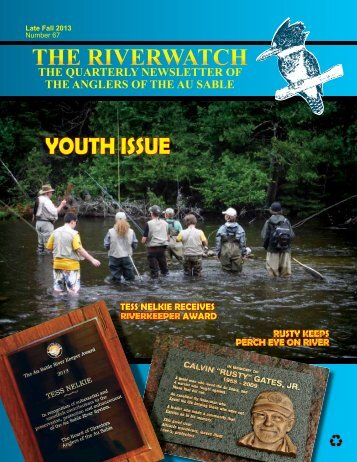 RIVERWATCH 67 - Anglers of the Au Sable