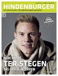 das grosse interview marc-andré - Hindenburger Stadtzeitschrift für ...