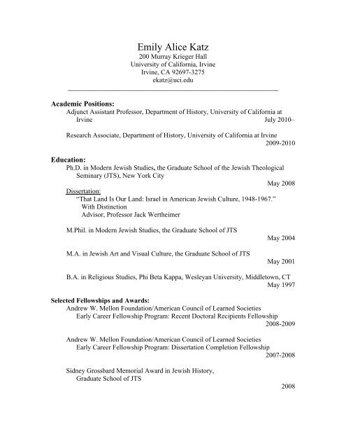 Article custody order of information
