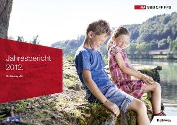 Jahresbericht 2012. - RailAway