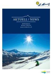 AKTUELL / NEWS - Gammeter Druck und Verlag St. Moritz AG