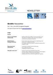 Birdlife - LBV