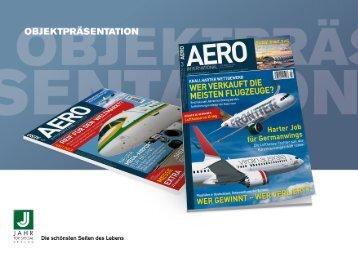 Objektpräsentation AERO - Jahr Top Special Verlag