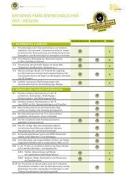 Kriterien Ort/ Region Landeswettbewerb - B2B