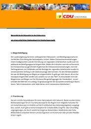 195 Hauk und Rapp zu Nationalpark ANLAGE ... - CDU-Fraktion
