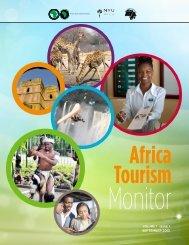 Africa Tourism Monitor - September 2013 - African Development Bank