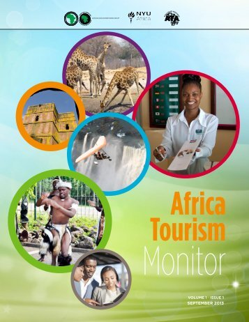 Africa Tourism Monitor - September 2013 - African Development Bank
