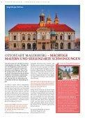 EinE ZEitrEisE Durch DiE JahrhunDErtE - Elberadweg - Page 4