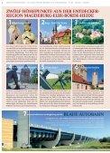 EinE ZEitrEisE Durch DiE JahrhunDErtE - Elberadweg - Page 6