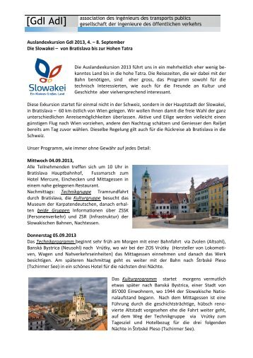 Betreff: GdI-Anlass Baustellenbesichtigung Katzenbergtunnel