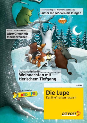 Die Lupe 4/2013 - Die Post