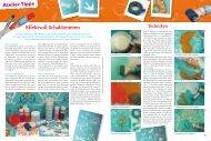 Effektvoll Schablonieren - Efco
