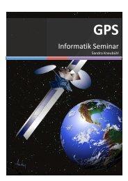 Informatik Seminar - GPS - S T A F F - Berner Fachhochschule