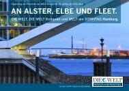 Ergänzungspreisliste Regionalausgaben Hamburg 2014