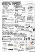 Tamiya DF-02 Gravel Hound Manual - CompetitionX.com - Page 2
