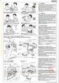 Tamiya DF-02 Gravel Hound Manual - CompetitionX.com - Page 3