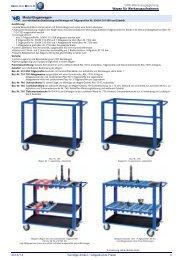 Wagen für Werkzeugaufnahmen CNC-Werkzeuglagerung Modul ...