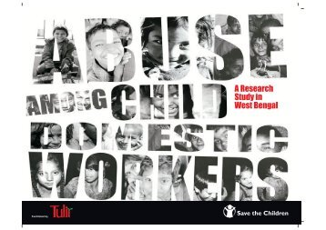 A research study in West Bengal (English) - Save the Children