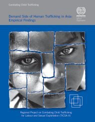 Demand Side of Human Trafficking in Asia - HumanTrafficking.org
