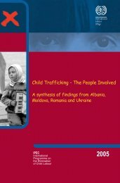 Child Trafficking - The People Involved - Combat Trafficking