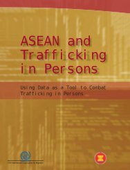 ASEAN and Trafficking in Persons - UN.GIFT.HUB - UN Global ...