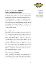 1 Humbaur Tandem Hochlader (HT 254118) – der Profi für ...