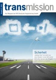 Ausgabe 02/2013 - Deutsche Flugsicherung GmbH