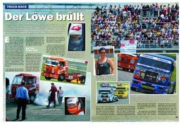Truck-Race Valencia/Misano - Autohaus