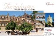 Sevilla . Málaga . Córdoba - Humboldt Studienreisen