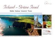 Dublin . Galway . Limerick . Tralee - Humboldt Studienreisen