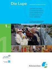 Lupe 1/2013 Die Hauszeitschrift als PDF - Diakoniewerk Essen