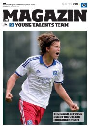 Magazin 2013/14 Nr. 3 - HSV
