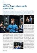 Stadionzeitung 17. Spieltag (KSC - VfL Bochum) - Karlsruher SC - Page 6
