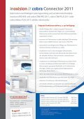 cobra CRM Schnittstelle - BSC Computer Systeme Gmbh - Page 2