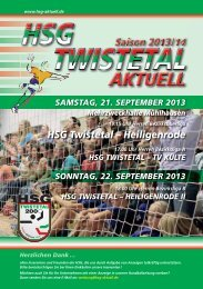 Download PDF - HSG Twistetal