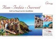 Golf von Neapel und die Amalfiküste - Humboldt Studienreisen