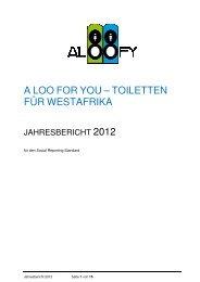 Tätigkeitsbericht / Activity Report 2012 - HUMBOLDT-VIADRINA ...
