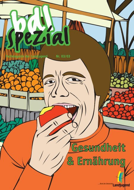 bdl spezial 032003 - Bund der Deutschen Landjugend