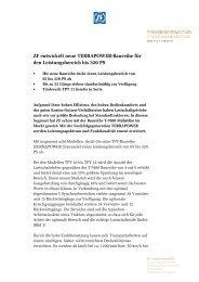 PDF, 109 KB - ZF Friedrichshafen AG