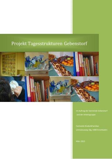 Projekt - Gemeinde Gebenstorf