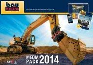 Mediapack bauMAGAZIN 2014 PDF Download - SBM Verlag GmbH