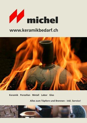 FreePDF File - Michel Keramikbedarf