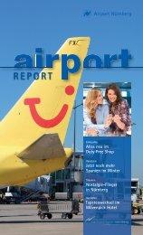 airportReport 2/2013 - Flughafen Nürnberg